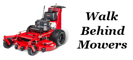 Used Walk Behind Mower