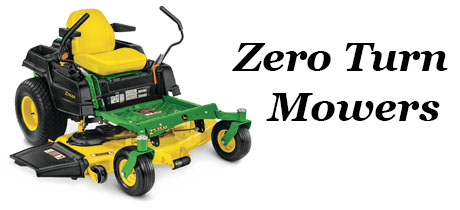 Used Zero Turn Mower